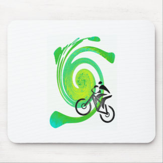 READY MY RIDE MOUSE PAD