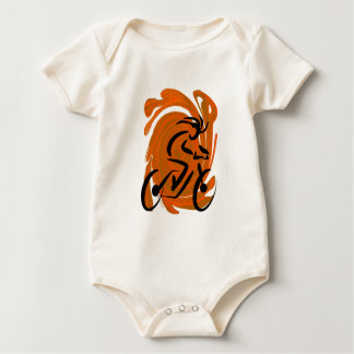 READY THE RIDE BABY BODYSUIT