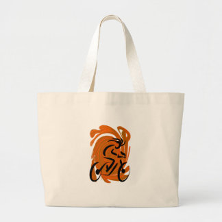 READY THE RIDE LARGE TOTE BAG