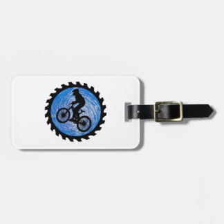 READY THE RIDE LUGGAGE TAG