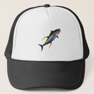 READY TO ATTACK TRUCKER HAT