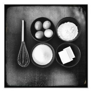 Ready to Bake Photograph
