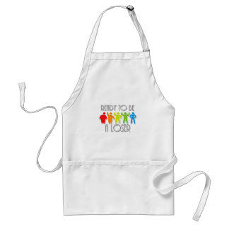 Ready to be a Loser Standard Apron