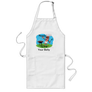 Ready To Fill Your Belly Apron