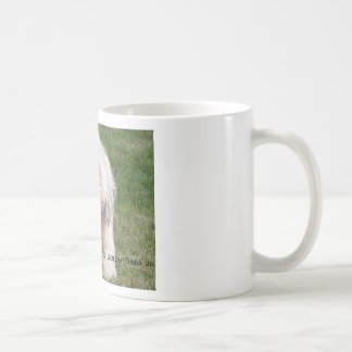 Ready to play coffee mug