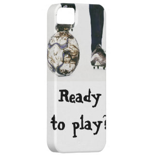 Ready to play? iPhone 5 cases