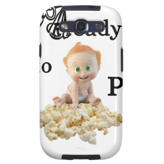 Ready to Pop Samsung Galaxy S3 Cases