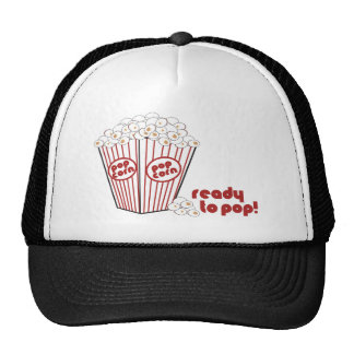Ready to Popcorn Hats