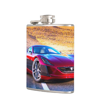 READY TO ROLL HIP FLASK! FLASK