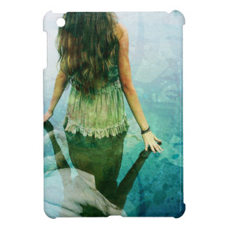 READY TO SPREAD HER WINGS iPad MINI CASES