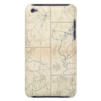 Readyville, Bradyville, Woodbury Barely There iPod Cover