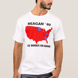 REAGAN - A MANDATE FOR CHANGE T-Shirt