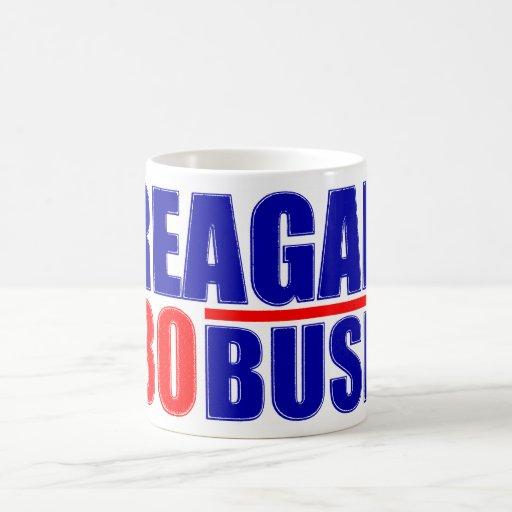 Reagan/Bush '80 Mug