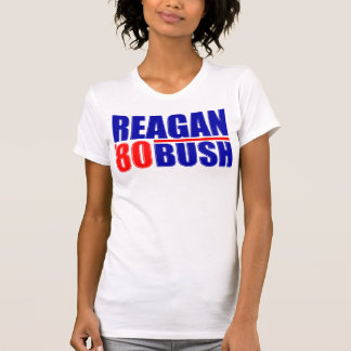 Reagan/Bush '80 Tshirt