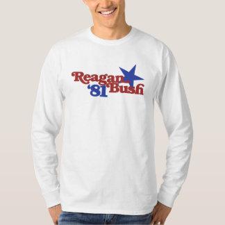Reagan Bush 81 Shirts