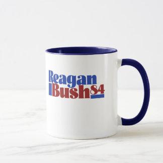 Reagan Bush 84`