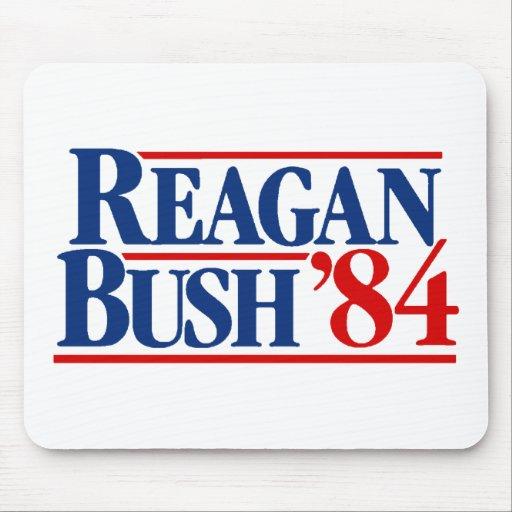 Reagan Bush '84 Campaign Mousepads
