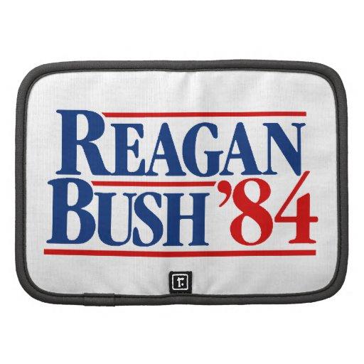 Reagan Bush '84 Campaign Folio Planner