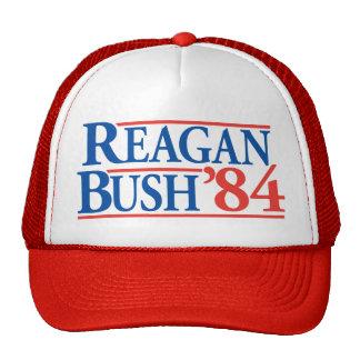 Reagan Bush '84 Hat