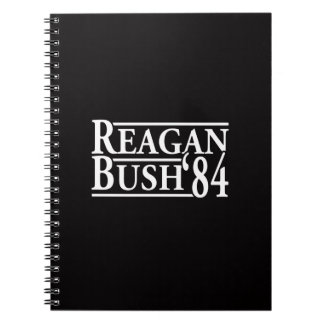Reagan Bush '84 Notebook