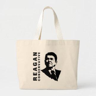 Reagan Conservative Tote Bag