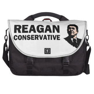Reagan Conservative (Style 2) Laptop Computer Bag