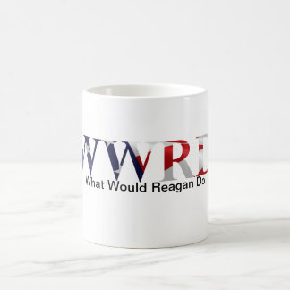 Reagan Fan Mug