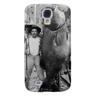 Real Big Fish early 1900s Galaxy S4 Cover
