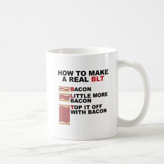 Real BLT Funny Mug