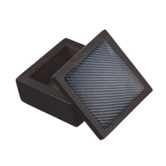Real Carbon Fiber Photo Texture Premium Jewelry Boxes