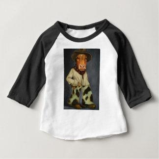Real Cowboy 2 Baby T-Shirt