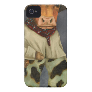 Real Cowboy 2 iPhone 4 Cover