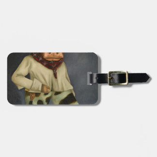 Real Cowboy 2 Luggage Tag