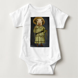 Real Cowgirl 2 Baby Bodysuit