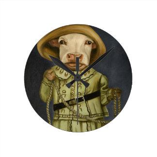 Real Cowgirl 2 Clocks