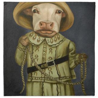 Real Cowgirl 2 Napkin