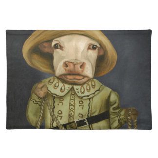 Real Cowgirl 2 Placemat