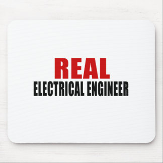 REAL ELECTRICAL ENGINEER MOUSE PAD