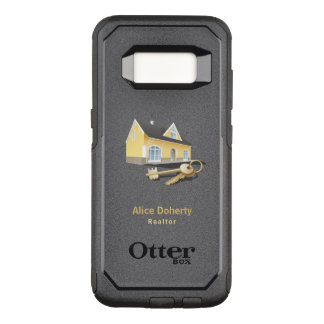Real Estate Agent |  Home & Keys OtterBox Commuter Samsung Galaxy S8 Case
