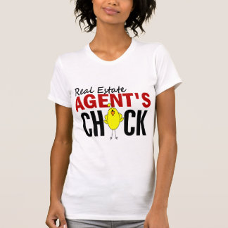 REAL ESTATE AGENT'S CHICK T-Shirt