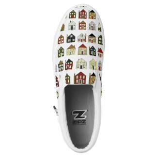 Real Estate Agent Slip-On Sneakers
