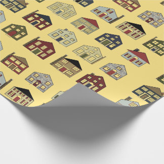 Real Estate Agent Wrapping Paper