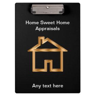 Real Estate Appraiser Custom Clipboard