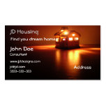 Real estate  businesscards Double-Sided standard business cards (Pack of 100)