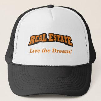 Real Estate / Dream Trucker Hat