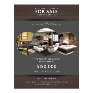 real estate flyer template easy download 300 DPI.j