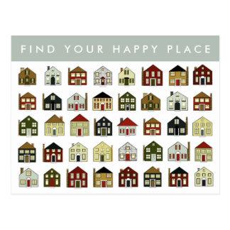real estate marketing postcard