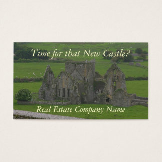 Real Estate/Moving Business Card