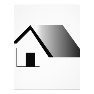 real estate or architecture firm letterhead template