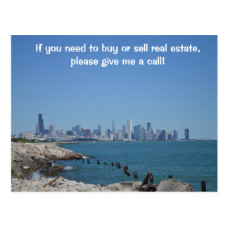 Real Estate Postcard for leads!